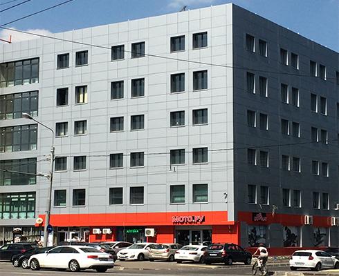 Компании по адресу Москва Нижегородская улица дом 2933